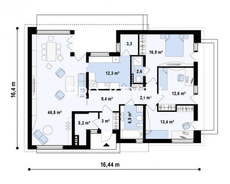 План проекта Zx34