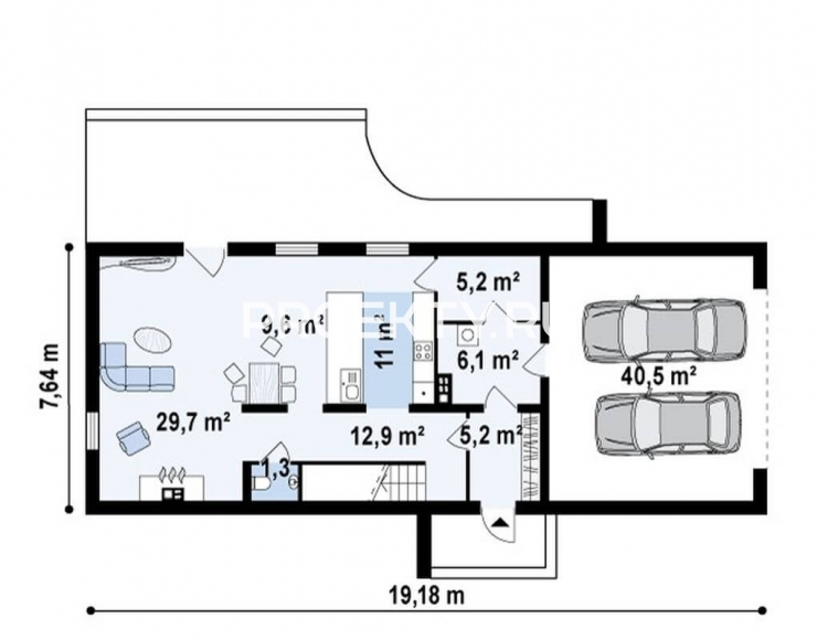 План проекта Zx40