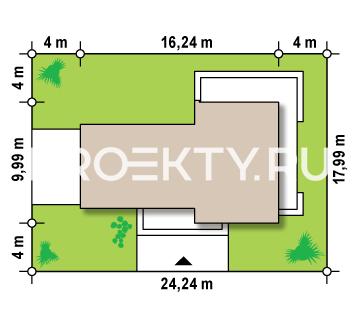 План проекта Zx41