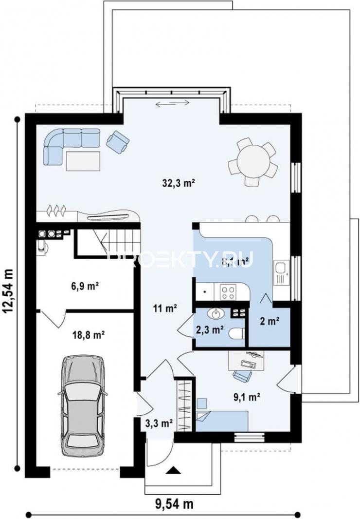 План проекта Zx44
