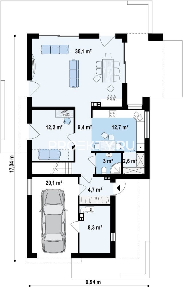 План проекта Zx45