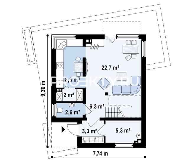 План проекта Zx51