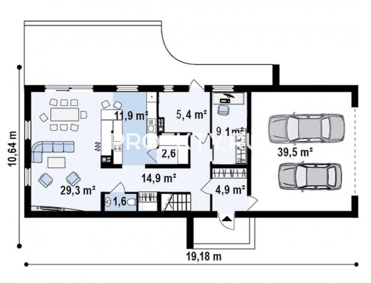 План проекта Zx60