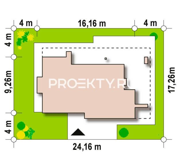 План проекта Zx65