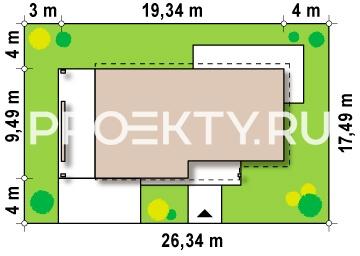 План проекта Zx6