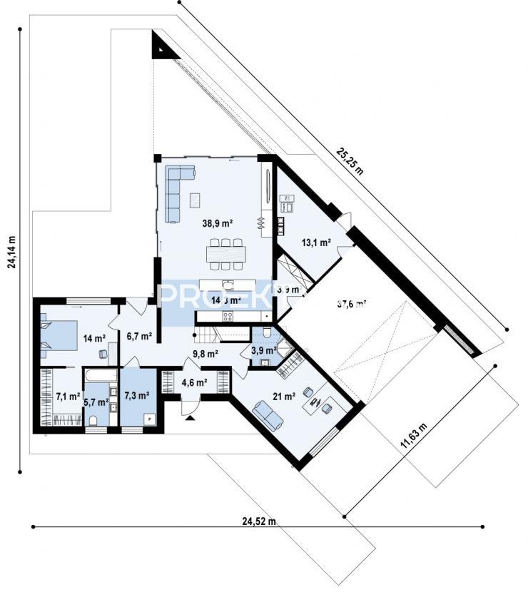 План проекта Zx94