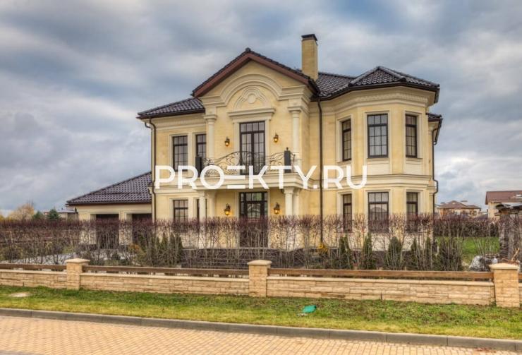 Построенный проект Босфор
