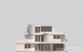 Фасад проекта LK&1075 - 3