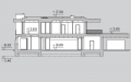 Фасад проекта LK&1084 - 5