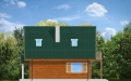 Фасад проекта Д03 деревянный - 4