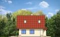 Фасад проекта Д03 с гаражом - 3