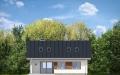 Фасад проекта Дом для троих - 2