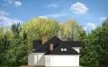Фасад проекта Дом с Колоннами - 4