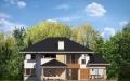 Фасад проекта Дом с видом - 2