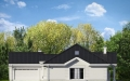 Фасад проекта Парковая Резиденция-3 - 2