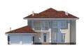Фасад проекта Пралине 2 - 4