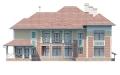 Фасад проекта Эдем - 2