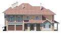 Фасад проекта Эдем - 4