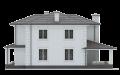 Фасад проекта Модена - 2