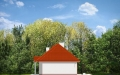 Фасад проекта Гаргамель с гаражом - 4