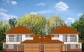 Фасад проекта Кассиопея-2 (миниатюра)