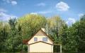 Фасад проекта Лесной Заулок-2 - 4