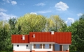 Фасад проекта Незабудка с гаражом-2 - 2