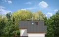 Фасад проекта Пчелка с гаражом - 4