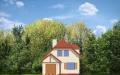Фасад проекта Первый дом-2 (миниатюра)