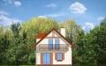 Фасад проекта Первый дом - 2