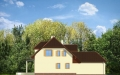 Фасад проекта Погодный-4 - 4