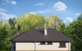 Фасад проекта Дом по размеру - 2
