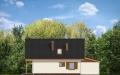 Фасад проекта Радостный с гаражом - 2