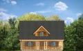 Фасад проекта Ранчо (миниатюра)