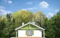 Фасад проекта Солнечный с гаражом-2 - 3