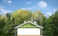 Фасад проекта Солнечный с гаражом-2 - 4