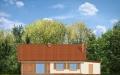 Фасад проекта Солнечный с чердаком - 2