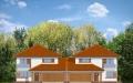 Фасад проекта Изумруд-2 (миниатюра)