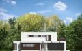 Фасад проекта Вилла Азур - 3