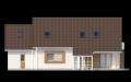 Фасад проекта Z103 - 2