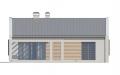 Фасад проекта Z251 - 3