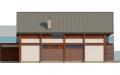 Фасад проекта Zx50 - 2