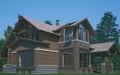 Проект Лесной дом - 2