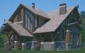 Проект Лесной дом - 3
