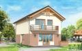 Проект Дом с Мансардой - 1