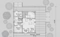 План проекта Баня БН 125 (миниатюра)