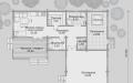 План проекта Баня БН 154 (миниатюра)