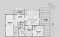 План проекта Баня БН 181 (миниатюра)