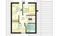 План проекта Д03 с гаражом - 2