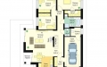 План проекта Дом по размеру (миниатюра)